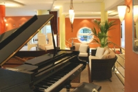 Piano Live-Jazz im La Casa mit Roland Steck
