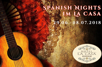 Spanish Nights im La Casa
